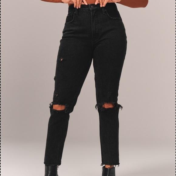Abercrombie&Fitch Skinny Hi-Rise Curve Love Jeans